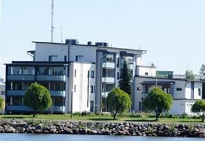 Raahen Merisimpukka / YIT